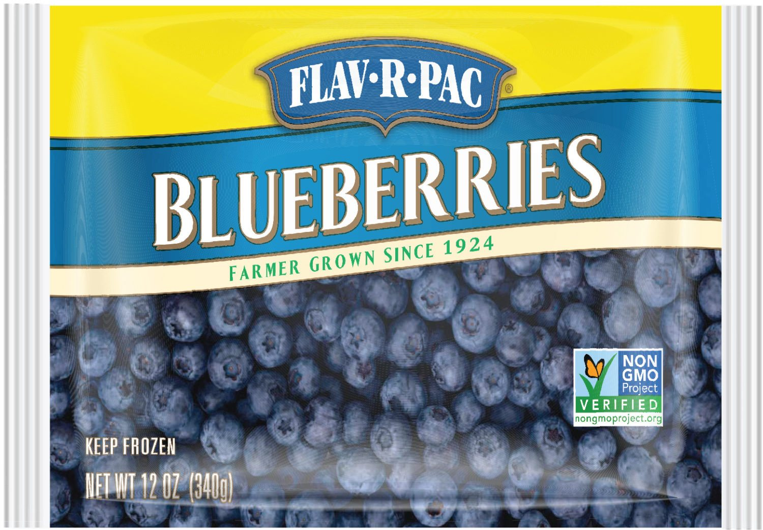 Frozen Blueberries Whole Foods