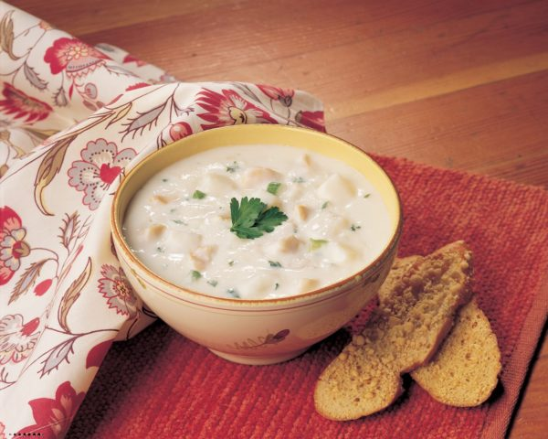 Boston Clam Chowder - NORPAC Foods, Inc.