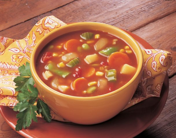 Harvest Vegetable Soup - NORPAC Foods, Inc.