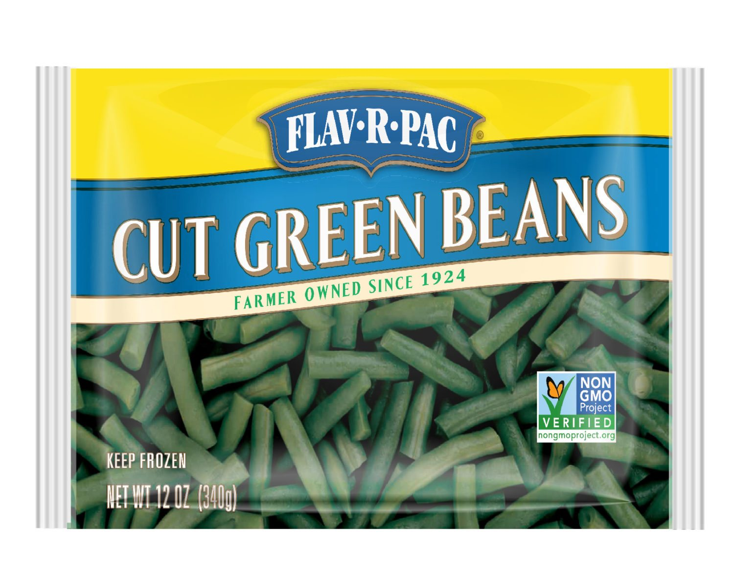 how to cook cut green beans