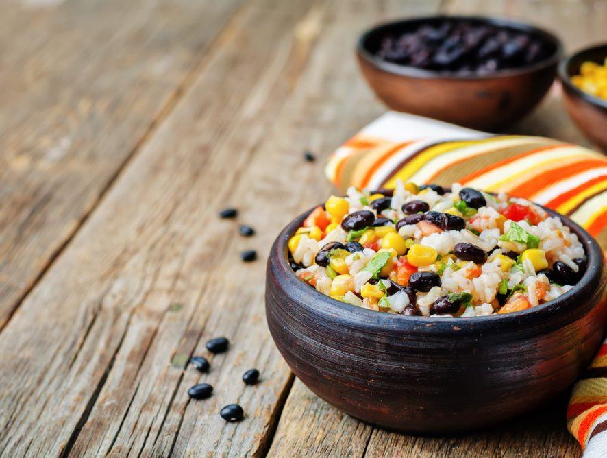 Simple Southwest Rice