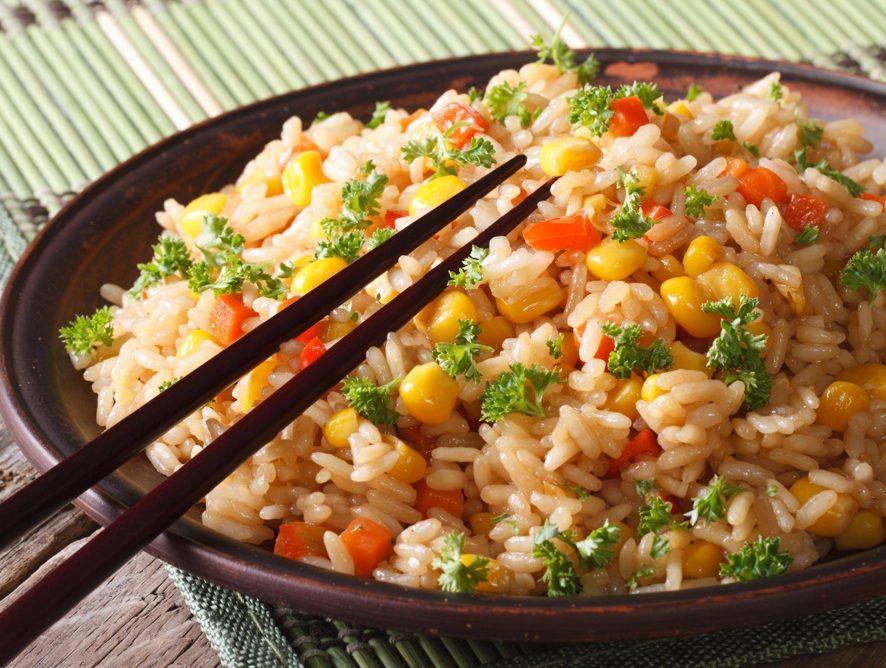 Thai Coconut Corn and Rice